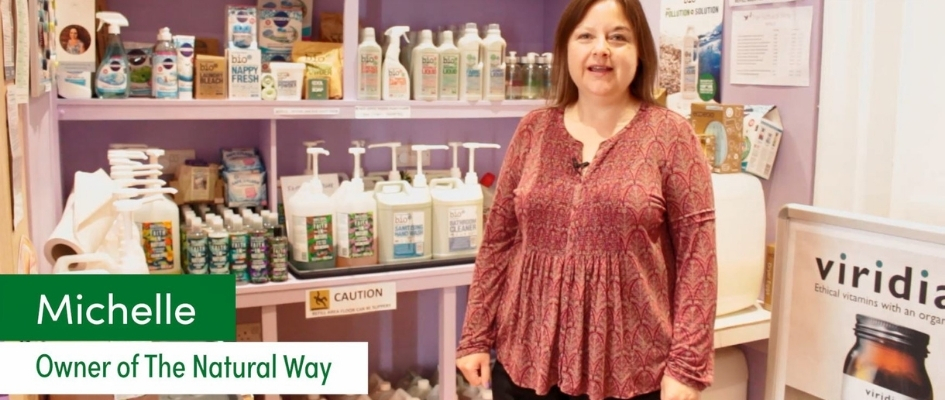 Michelle Owner of the Natural Way