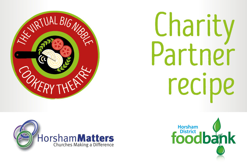 Big Nibble Charity Partner Recipe