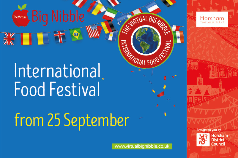 Week 4 International Food Festival