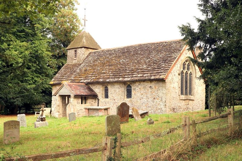 Wiggonholt church exterior