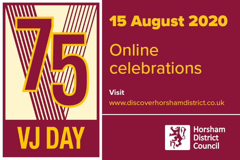 VJ Day Online celebrations