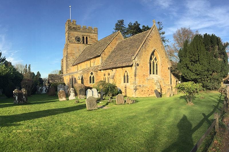 Rusper church st Mary Magdalene