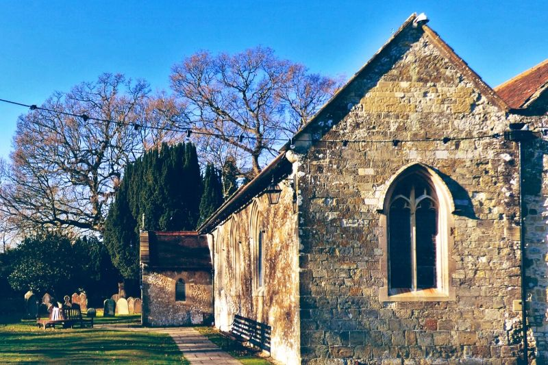 Ashington Church