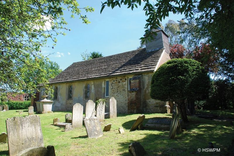 St Giles Church Shermanbury